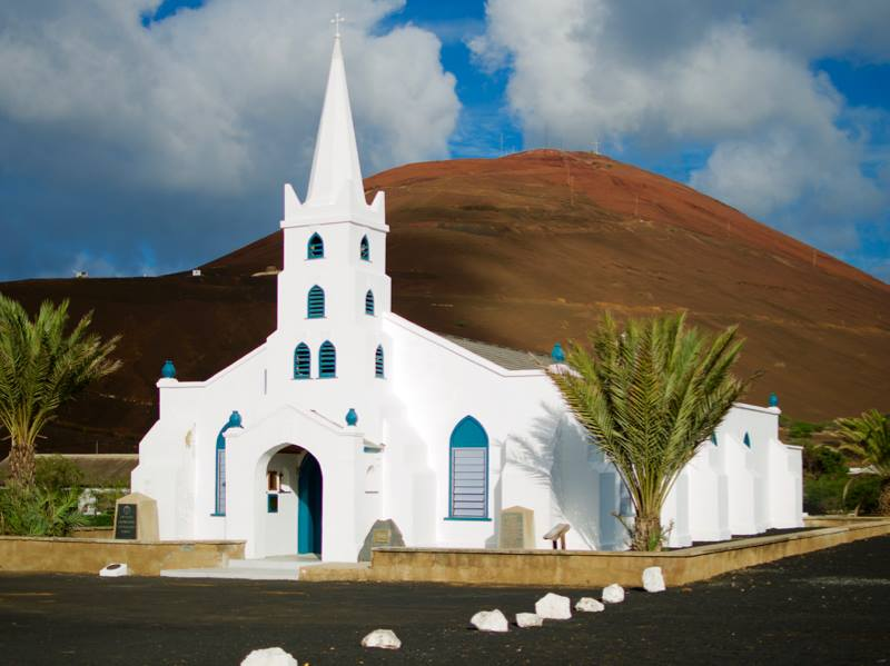 St. Mary's Ascension Island