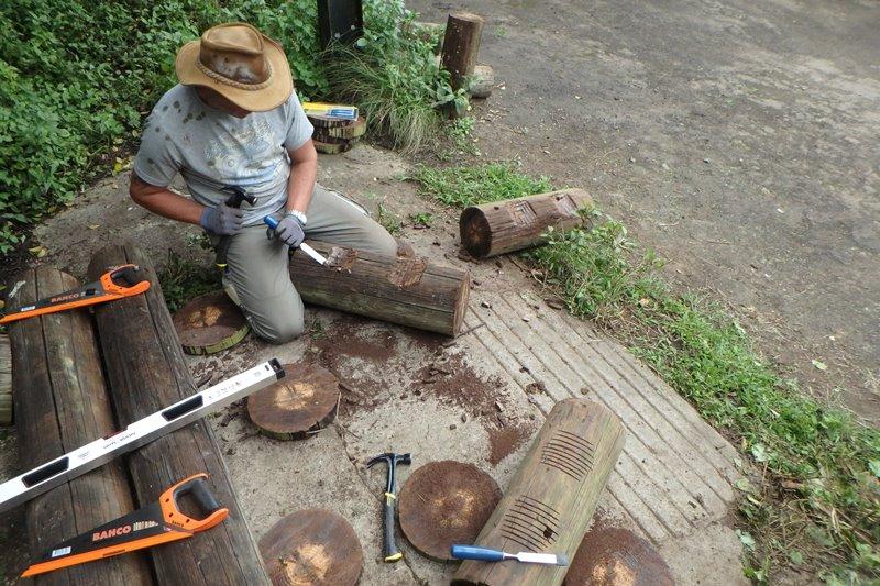 Bench making